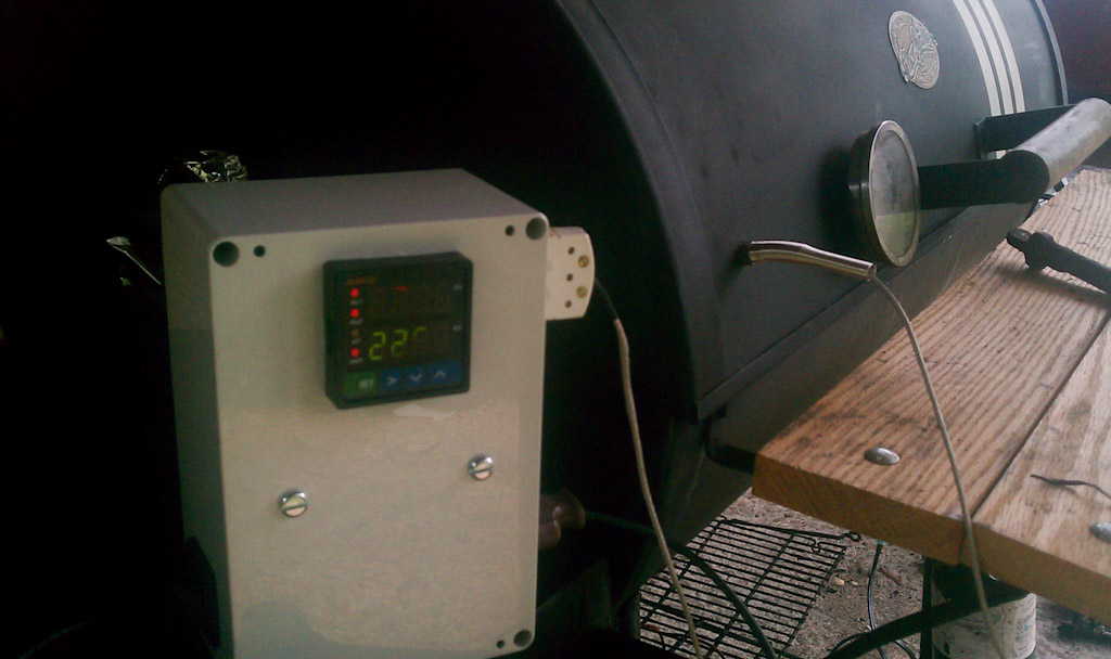 Seth's House » Blog Archive » DIY PID Control for BBQ, Sous